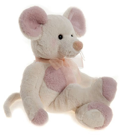 Charlie Bears Mme Roquefort Bearhouse Mouse