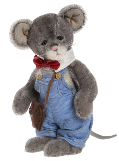 Charlie Bears Minimo Town Mouse