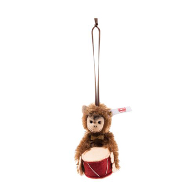 Steiff Jocko Monkey Ornament