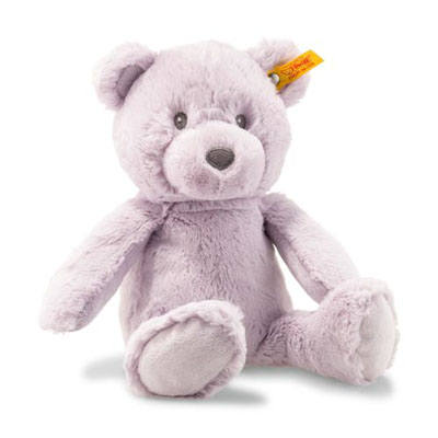 Steiff Cuddly Friends Bearzy Lilac Teddy Bear