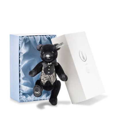 Steiff Bridegroom Teddy Bear Swarovski