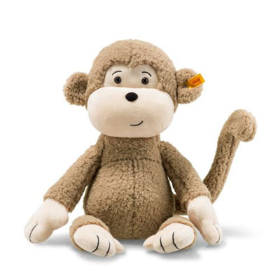 Steiff Cuddly Friends Brownie Monkey Lrg