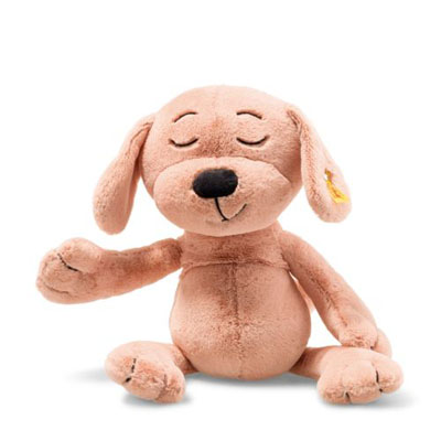 Steiff Cuddly Friends Caramel Dog Lrg