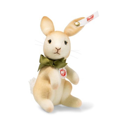 Steiff Mini Trevira Velvet Rabbit