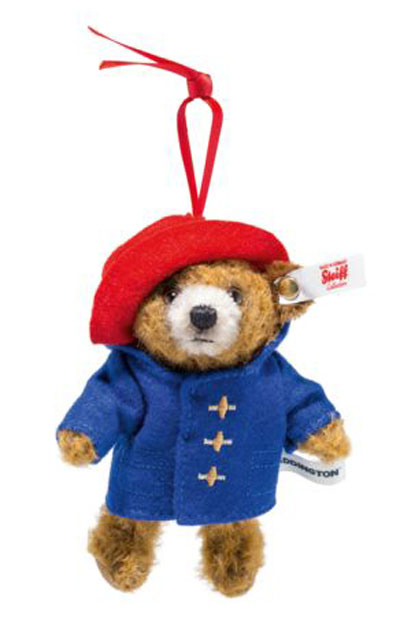 Steiff Paddington LE Ornament