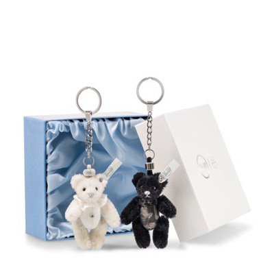 Steiff Wedding Teddy Pair Swarovski
