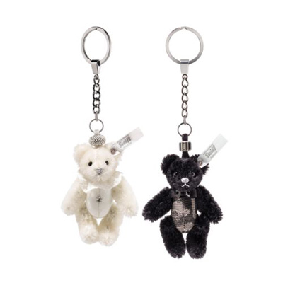 Wedding Teddy Pair Swarovski