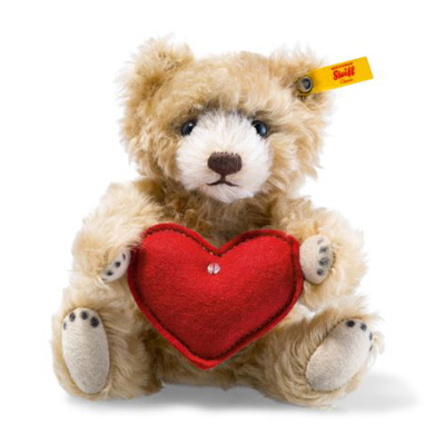 Steiff Teddy Bear with Heart