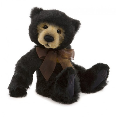 Charlie Bears Anniversary Seth Secret Collection
