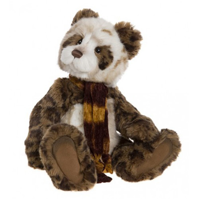 Charlie Bears Elpa Secret Collection