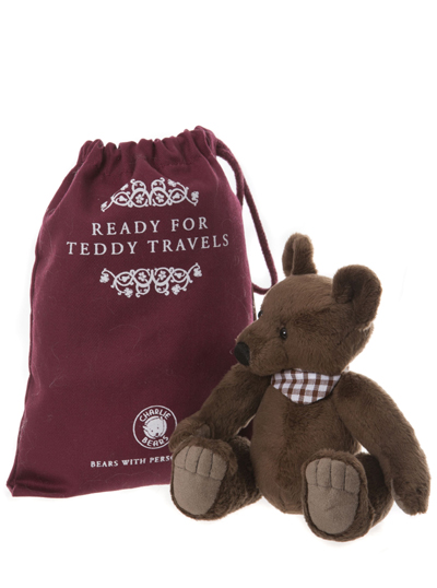 Charlie Bears Plush Gallivant