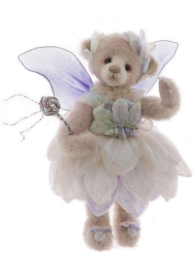 Charlie Bears Mohair Sugar Plum Fairy