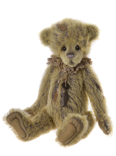 Charlie Bears Mohair Waterlily