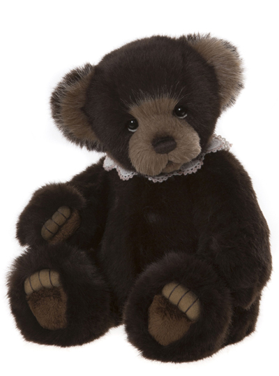 Charlie Bears Plush Woodend