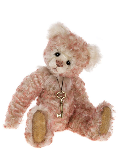 Charlie Bears Bergman Isabelle Collection