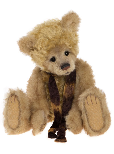 Charlie Bears Butty Isabelle Collection
