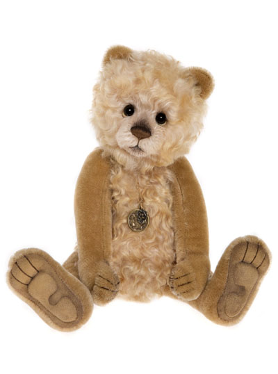 Charlie Bears Chuddy Isabelle Collection