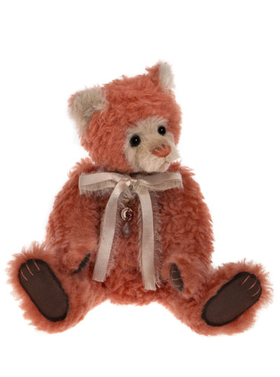 Charlie Bears Lorenzo Isabelle Collection