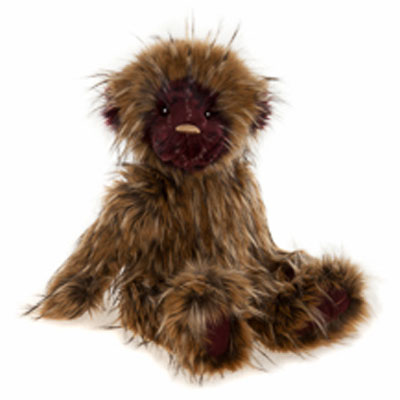 Charlie Bears Chutchy Face Plush Teddy Bear