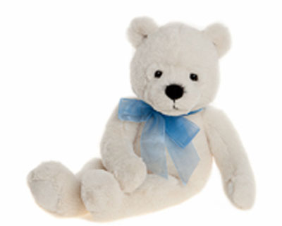 Charlie Bears Knole Plush Polar Bear