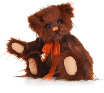 Charlie Bears Show Special Tatty Bear