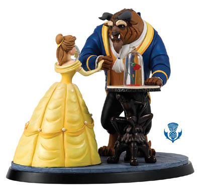 Beauty And The Beast Limited Edition 250 Teddy Bears Uk