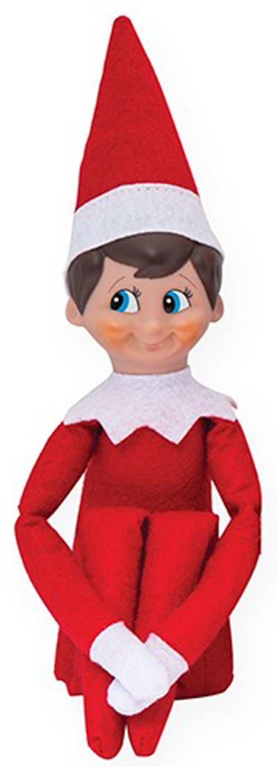 Official Elf On The Shelf Boy Scout Elf Teddy Bears Uk