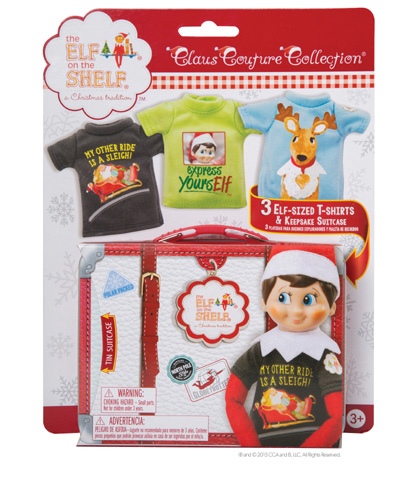 Official Elf On The Shelf Graphic Tees