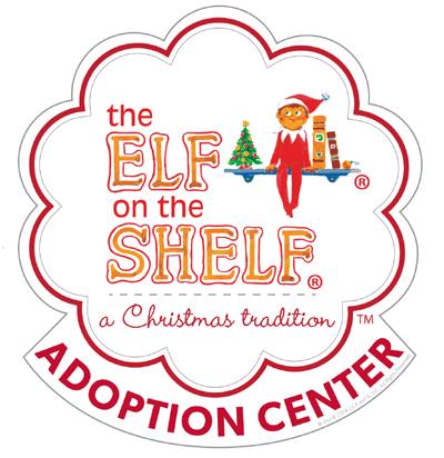 Official Elf On The Shelf Adoption Centre