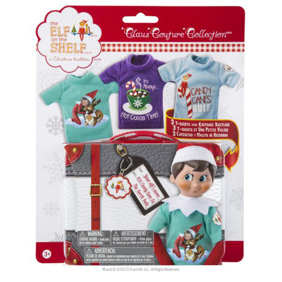 Official Elf On The Shelf Sweet Tees