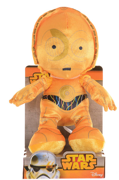 Disney Star Wars C3PO Licensed Plush