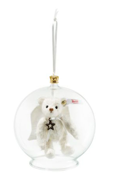 Steiff Gabriel Teddy Bauble Ornament