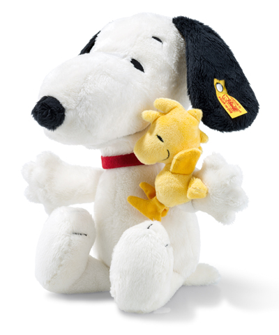 Steiff Snoopy and Woodstock