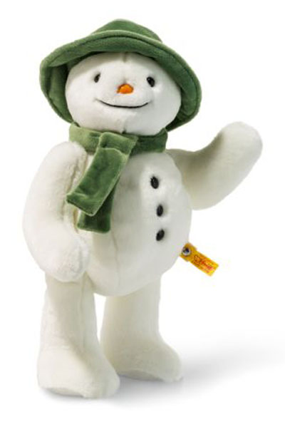 Steiff The Snowman TM Soft Plush