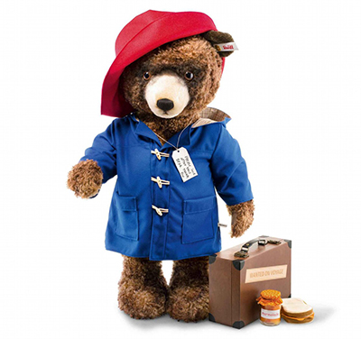 Steiff Life Size Paddington TM Teddy Bear