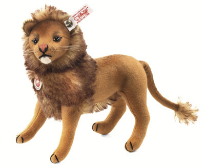 Steiff Leo lion LE 1,500 Paradise Jungle