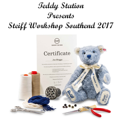 Steiff Workshop Southend 2017