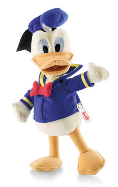 Steiff Disney Donald Duck Limited Edition