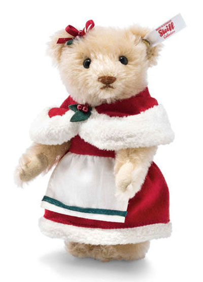 Steiff Mrs Claus Teddy Bear