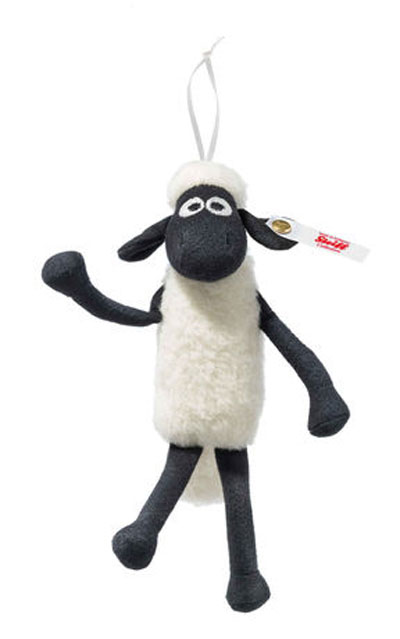 Steiff Shaun the Sheep Ornament