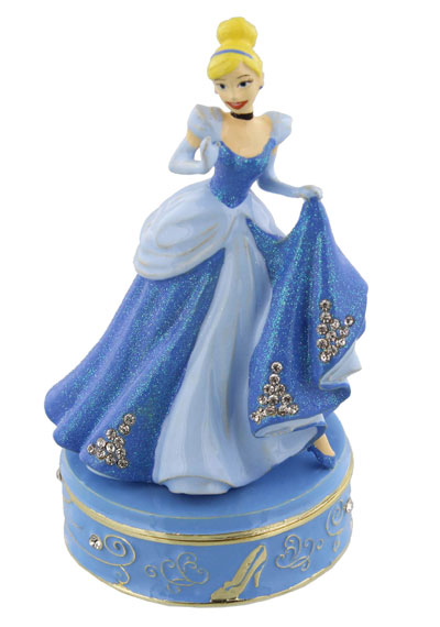 Disney Cinderella Princess Trinket Box