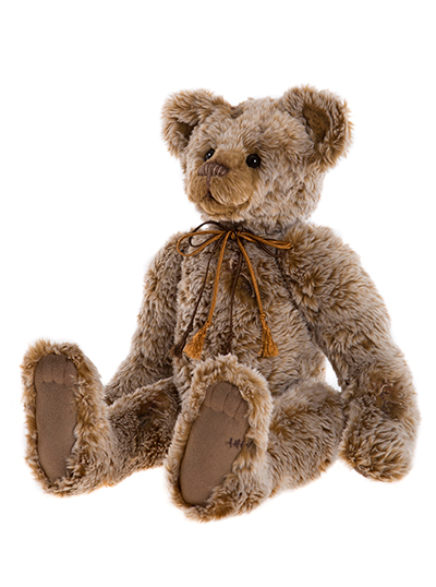Charlie Bears Burma Plush Collection