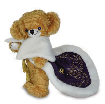Merrythought Queen 60 years Coronation Cheeky Bear