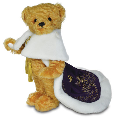 Merrythought Queen 60 years Coronation Teddy Bear