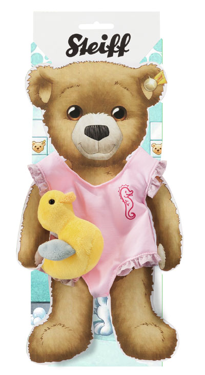 Steiff Teddy Bear Swimsuit and Duck Outfit