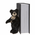 Charlie Bears Book Plush Bear Therapy