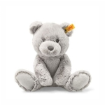 Steiff Soft Cuddly Friends Bearzy Grey Teddy Bear