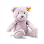 Steiff Soft Cuddly Friends Bearzy Lilac Teddy Bear