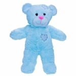 Make Your Own Blue Patch Bear