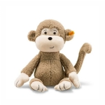 Steiff Soft Cuddly Friends Brownie Monkey Lrg